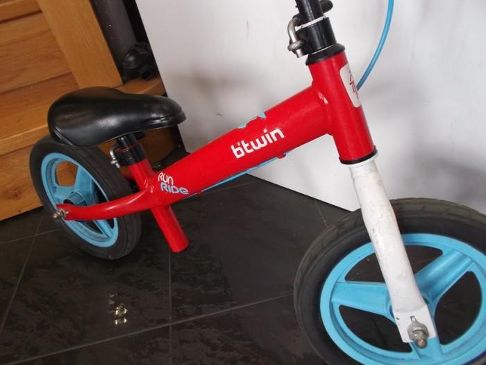 Bicicleta Infantil sin Pedales BTwin 500 en