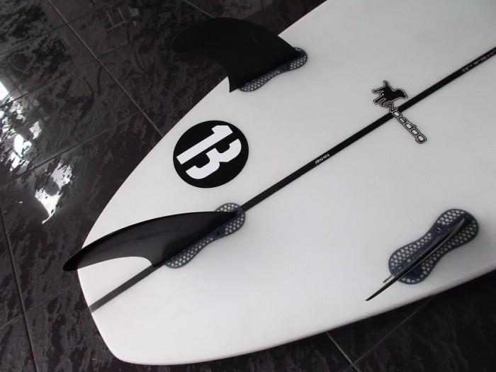 Tabla Surf TBLS Full&Cas NoaDog 5.8