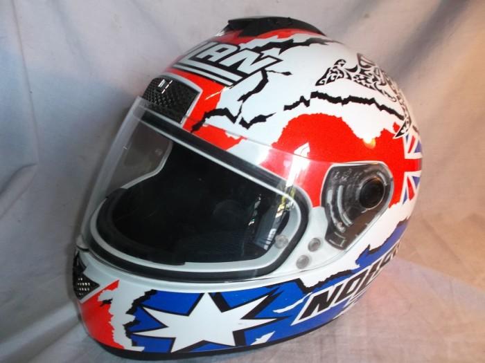 Casco Moto Nolan N63 Casey Stoner en