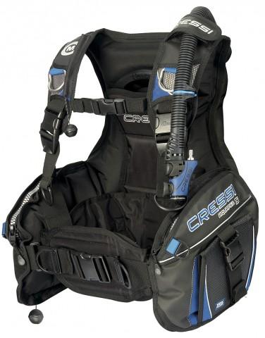 Jacket Buceo Cressi Aquapro 5 T. M. en