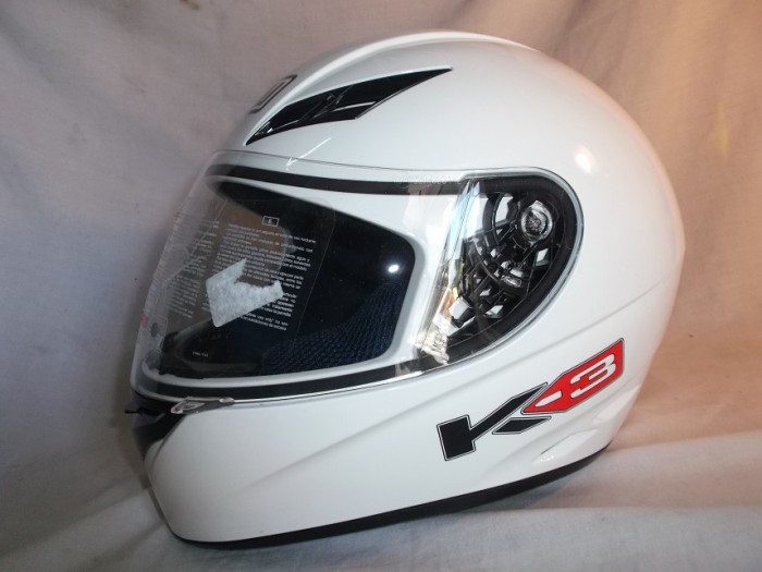 Casco Moto Integral AGV K-3 ESTRENO