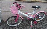 Bicicleta Infantil B'Twin Liloo Princess 16