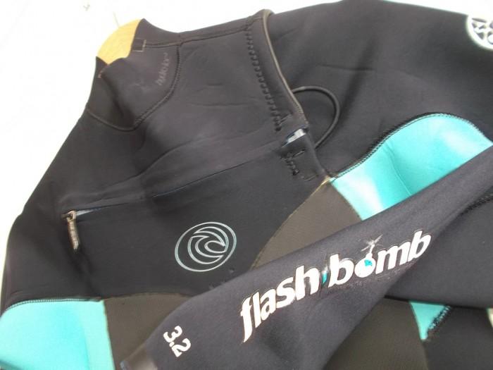 Traje Surf Rip Curl FlashBomb 3.2 Chica