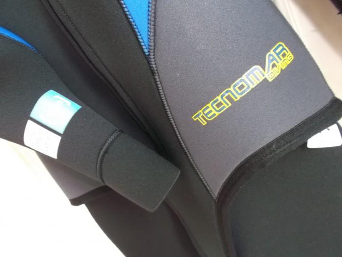 Traje Buceo Tecnomar Hyper Plush 7mm ESTRENO