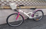 Bicicleta Junior 24 BTwin Nature