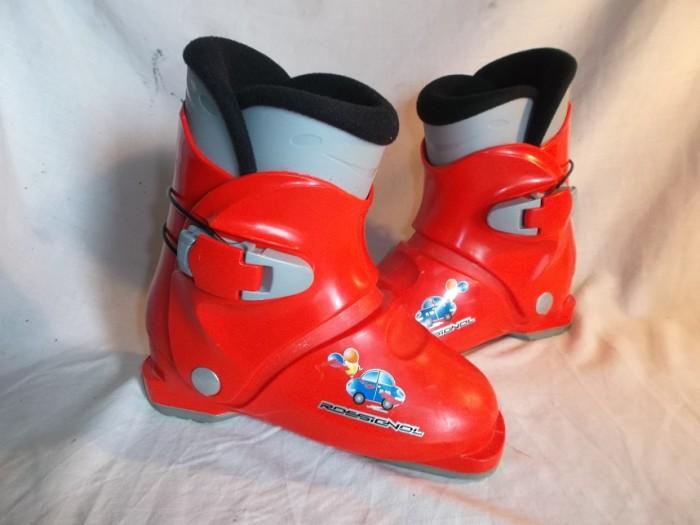 Botas Esqui Rossignol R18 niño en