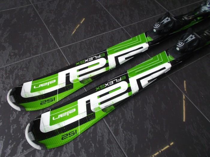 Esquis Elan EFlex GX 152 en