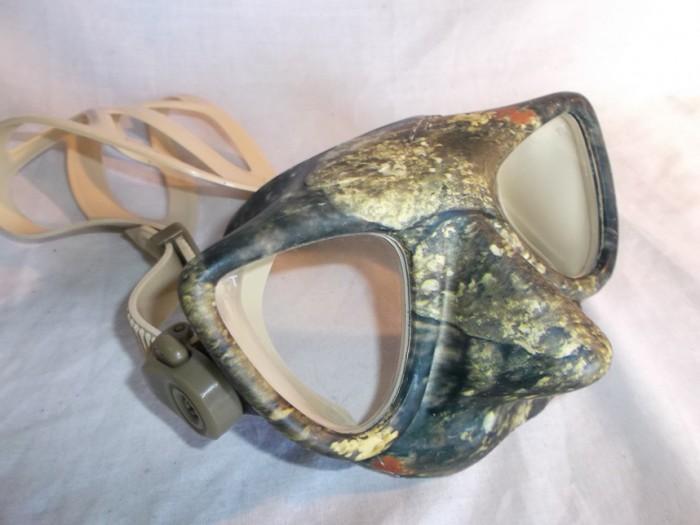 Mascara Buceo C4 Plasma Camu en