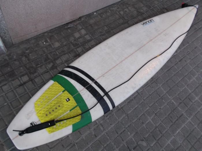 Tabla Surf Venom V8 Master 6.6 en
