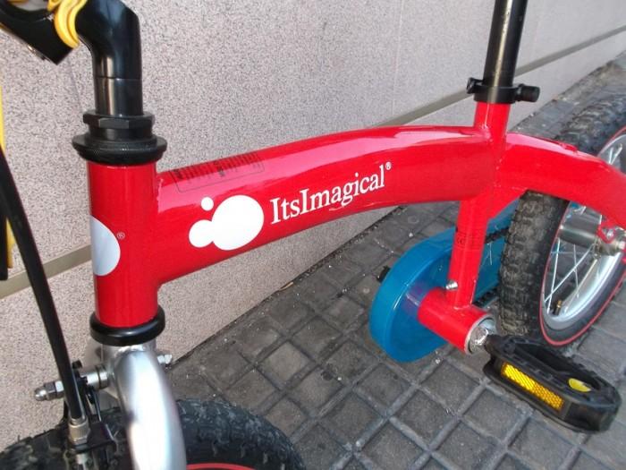 Bicicleta Infantil Imaginarium 14 Evolutiva