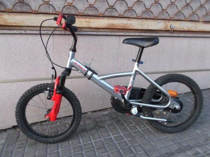 Bicicleta Infantil Monster Truck 16
