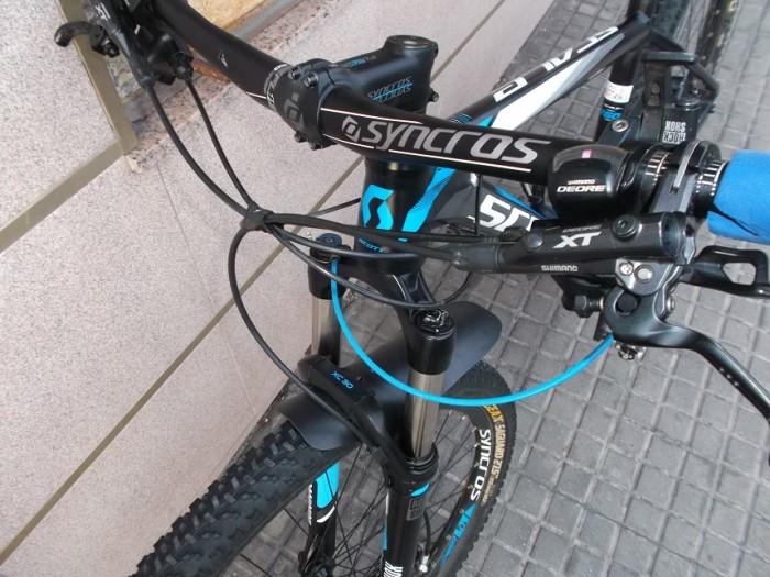 Bicicleta MTB Scott Scale 760 en