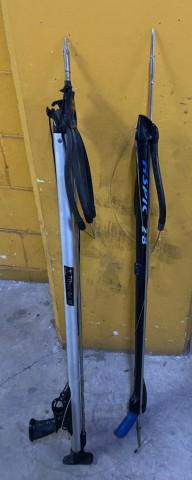 Fusil Aspic 28 de 55 cm  y Fusil Tiburón III en