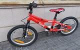 Bicicleta Junior Ghost PowerKid 16 Alum