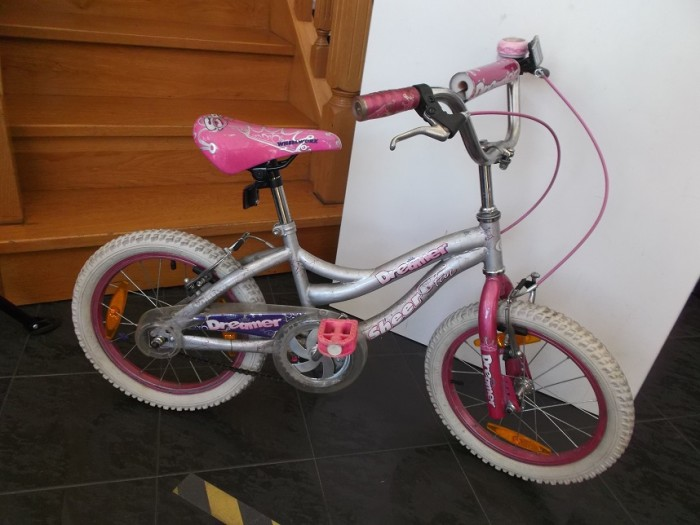 Bicicleta Infantil Dreamer 16 pulgadas en