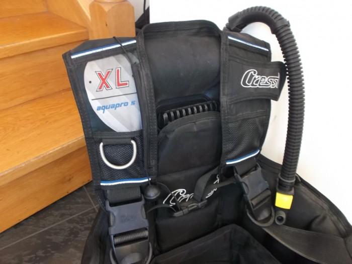 Jacket Buceo Cressi Aquapro5 XL en