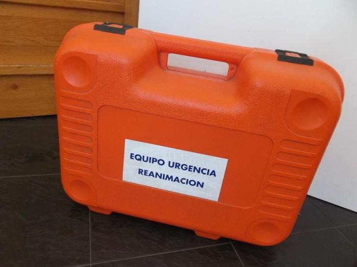Equipo Urgencia Reanimación Navegación en