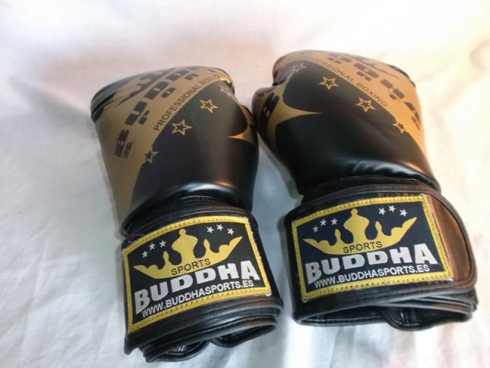 Guantes de Boxeo Buddha Sport 10 Oz. en