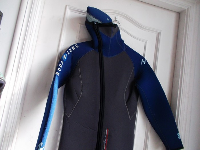 Traje Buceo Aqualung Sharm 6.5mm chica