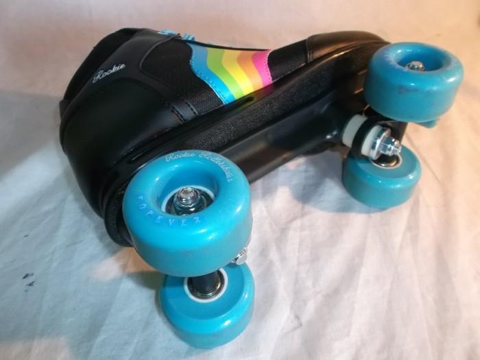 Patines Quad Rookie Rainbow V2