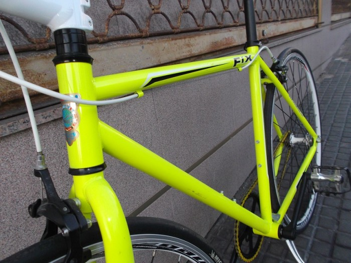 Bicicleta Fixie Orbita Fix