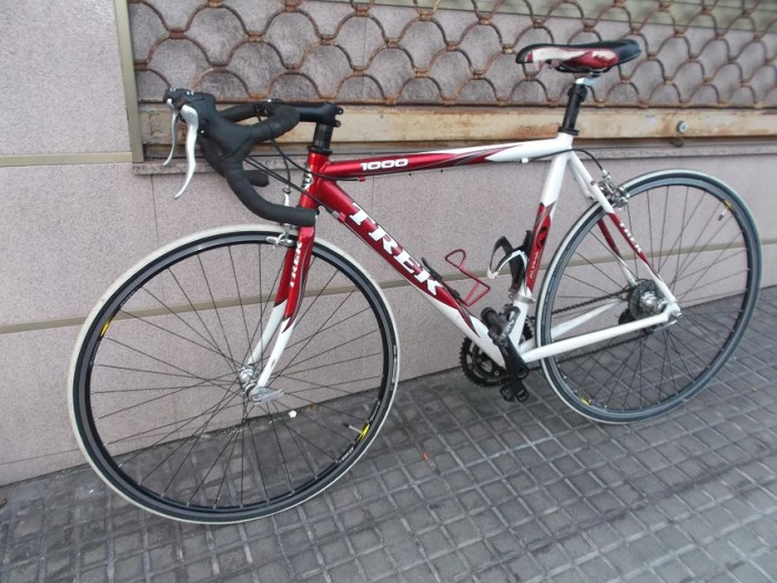 Bicicleta Carretera Trek 1000 Alpha Alum
