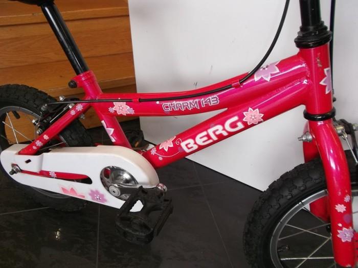 Bicicleta Infantil Berg Charm 143 en