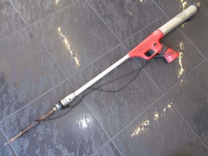 Fusil Arpon NEMROD Clipper Aire Antiguo