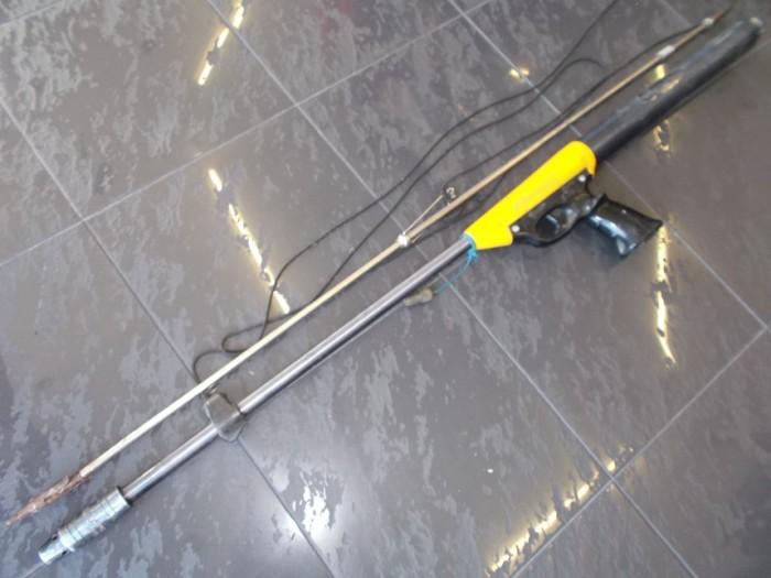 Fusil Arpon NEMROD Dragon III Aire en