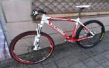 Bicicleta MTB Cube Reaction PRO XT