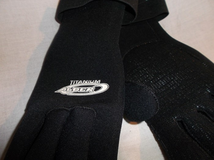 Guantes Surf Alder Titanium 3mm en