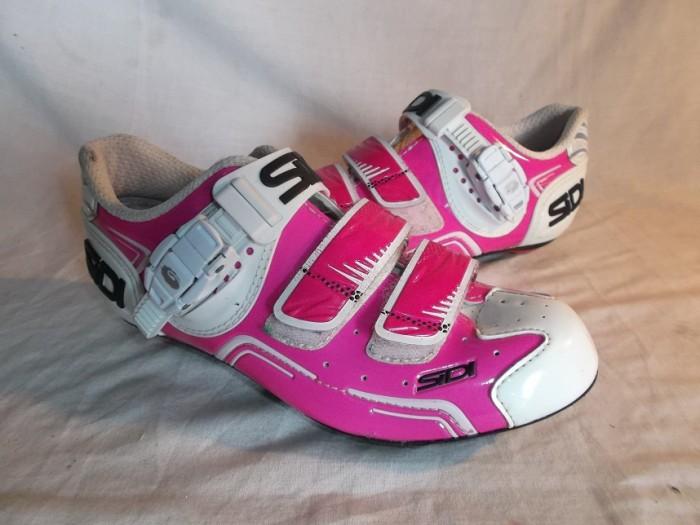 Zapatillas SIDI Level Chica Fucsia Carr. en