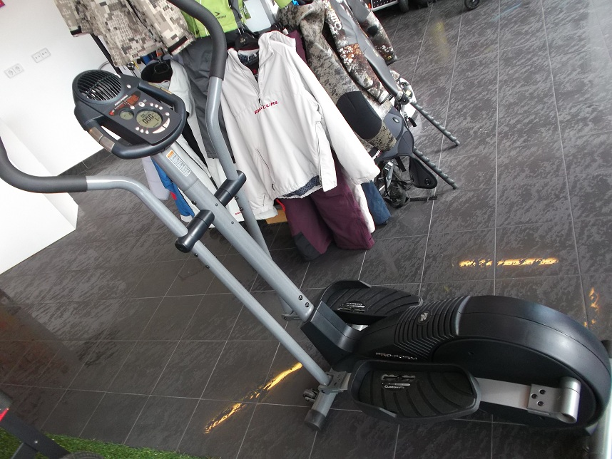 Bicicleta Eliptica Pro-Form 595 HR en