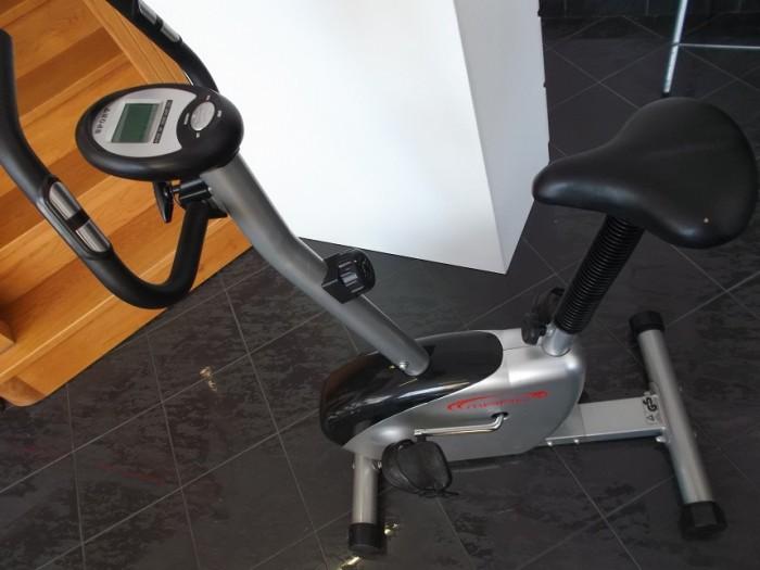 Bicicleta Estática Marcy Sport en