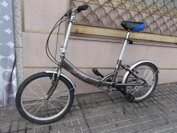Bicicleta Plegable 20 en