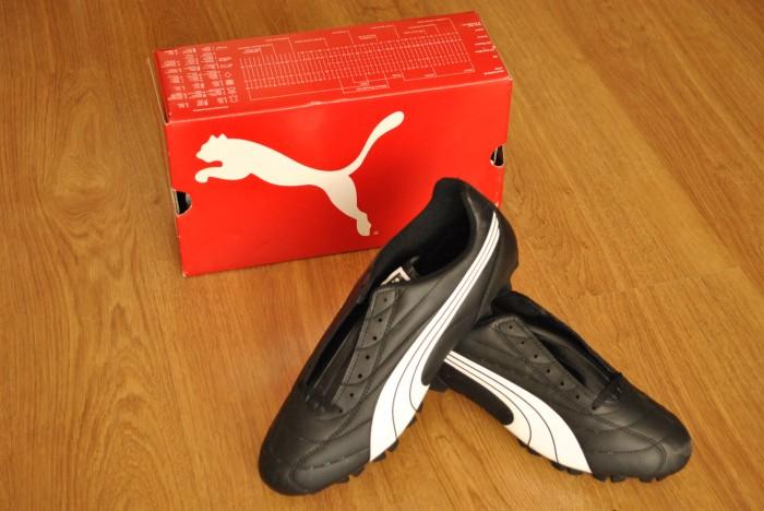 botas de futbol en