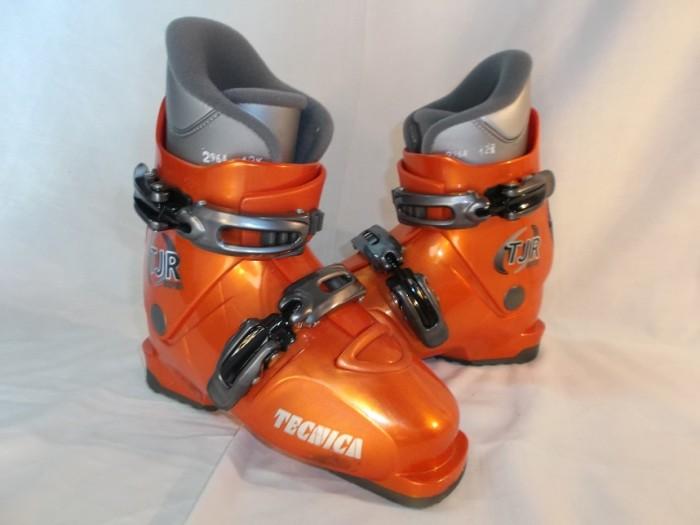 Botas Esqui Tecnica TJR niños en