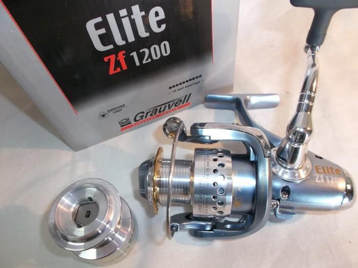 Carrete Grauvell Elite ZF 1200 en