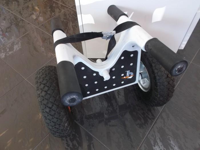 Carro para Kayak en