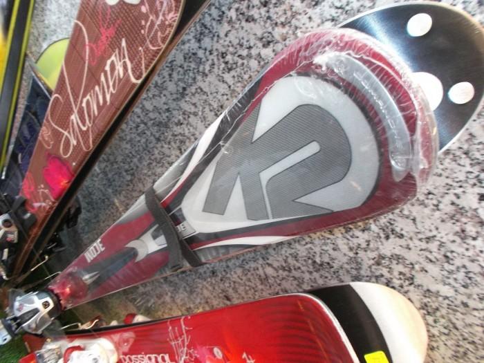 Esquis K2 Comanche 3com 167 cm en