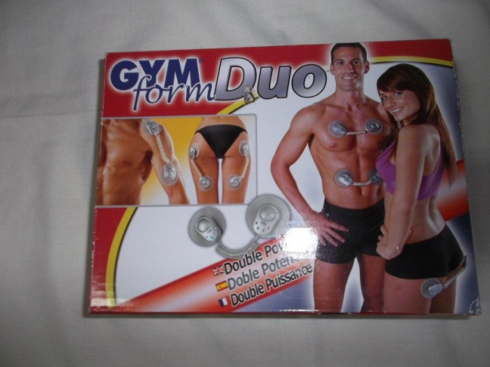 Gym Form Duo en