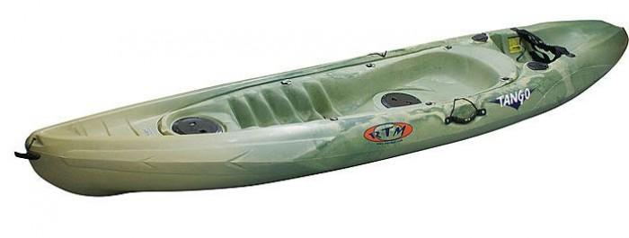 Kayak autovaciable rotomod tango pesca en