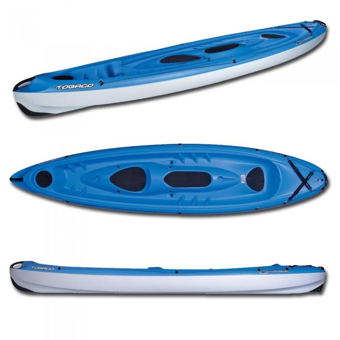 Kayak Bic Tobago 2+1 plazas en