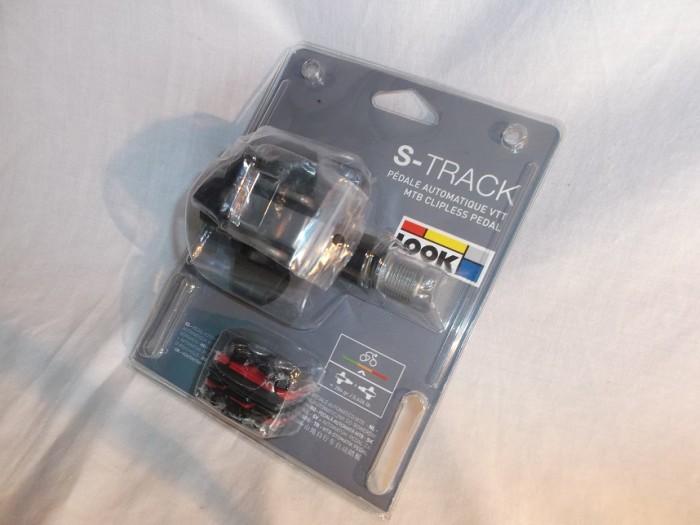 Pedales Automáticos S-Track Look en