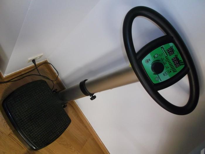 Plataforma Vibratoria Fitness en