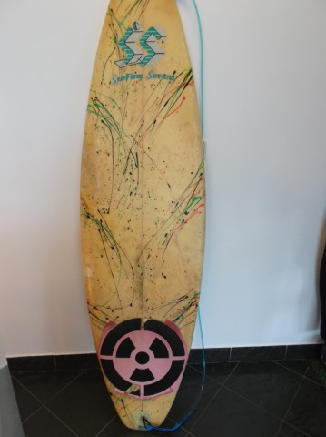 Tabla Surfing Series Clark Foam