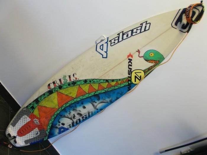 Tabla Surf Slash 6`10 en